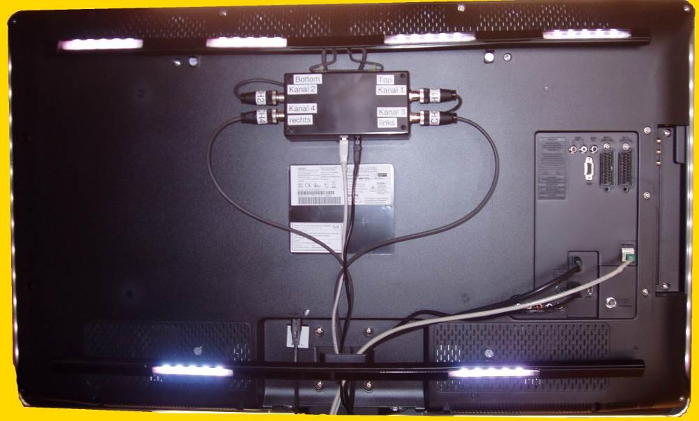 atmolight passende hintergrundbeleuchtung zum tv genuss reloaded dreambox blog. Black Bedroom Furniture Sets. Home Design Ideas