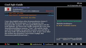 Cool Info Guide (Screenshot von zombi)