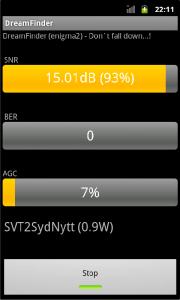 DreamFinder für Android