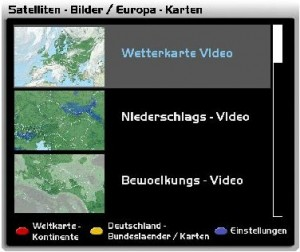 Wetterkarten