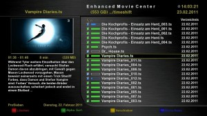 Enhanced Movie Center (Bild von Swiss-MAD)