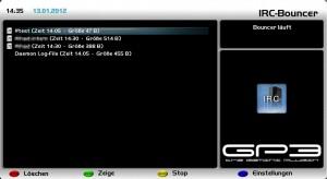 Gemini3 IRC-Bouncer