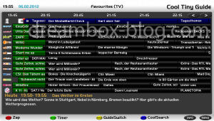 CoolTVGuide 5.5