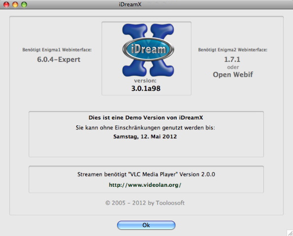 iDreamX 3 Beta mit vielen neuen Funktionen veröffentlicht › Dreambox