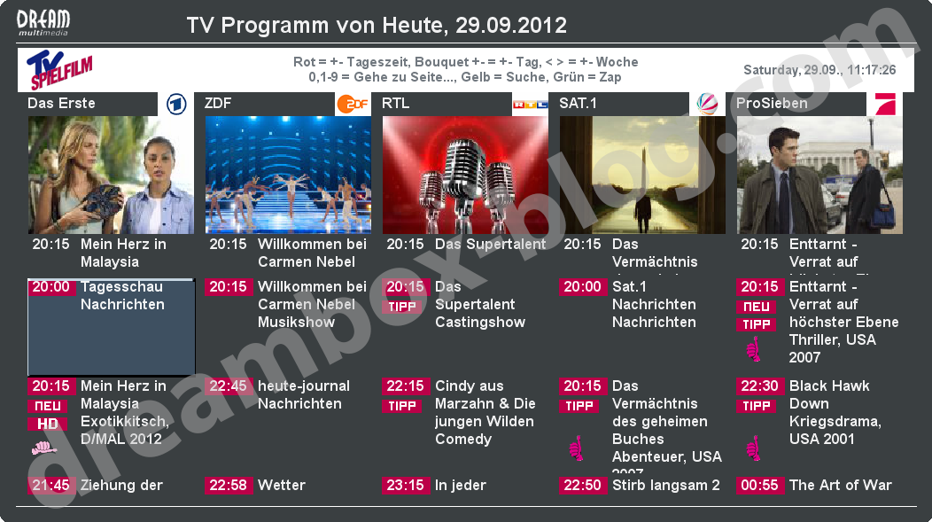 Tv Movie Heute Programm