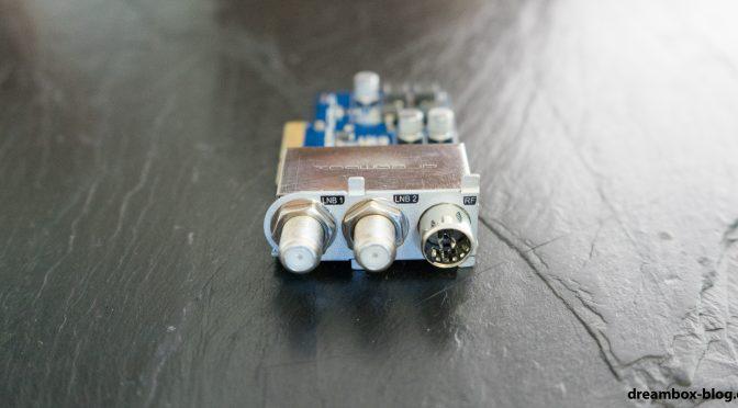 Triple-Tuner ausprobiert mit der DM900 und DM820
