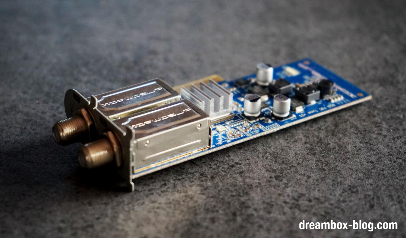 Der neue Twin-FBC-Tuner für die Dreambox › Dreambox-Blog